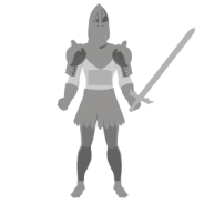 Figurines chevaliers - ICD Collections grossiste cadeau et importateur décoration, cadeaux souvenir
