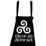 Tablier de cuisine humoristique 100% français - ICD Collections importateur et grossiste cadeau et décoration